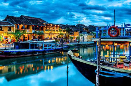 Transportation from Danang to Hoi An