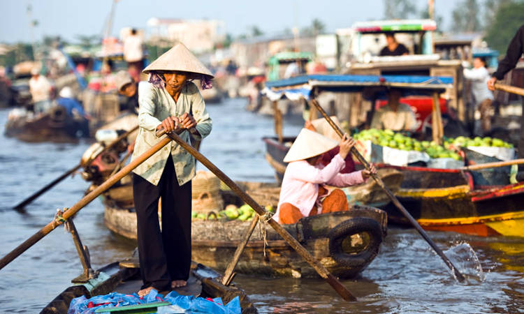 Mekong Delta 3 days 2 nights Tour