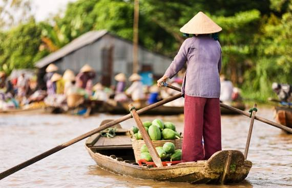 Review: Mekong delta 1 day tour